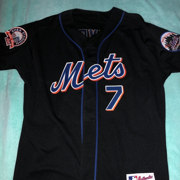 new style 420ff 5bbf8 New York Mets Jose Reyes Jersey 2008